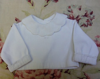 A small old shirt, small BRA, or baby doll