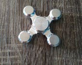 NEW* Comet Aluminum  Spinner Fidget Toy