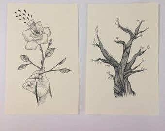 Surreal Mini Prints