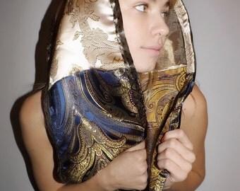 RAVE HEADSCARF Brocade Headwrap