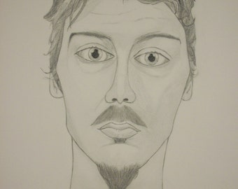 Andrew Self Portrait
