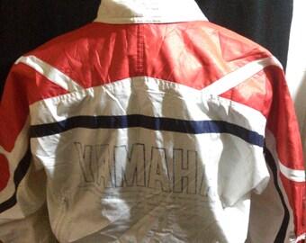 Vintage Yamaha Riding Wear Vintage Yamaha Jacket