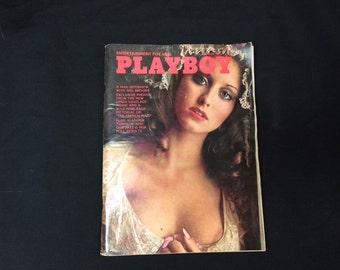 Vintage Playboy February 1975
