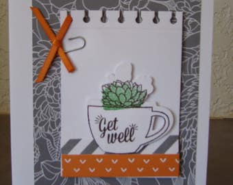 Get Well Plant Cup