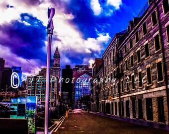 Vibrant City Walk