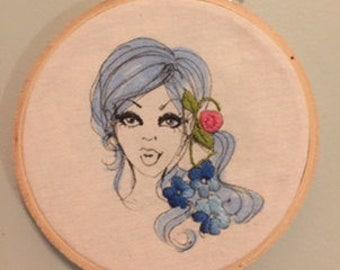 Susan Embroidery Hoop