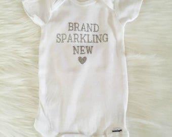 Brand Sparking New Baby One Piece