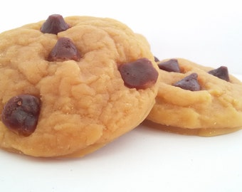 Chocolate Chip Cookie Wax Melts - 2 Pk, Cookie Tarts, Cookie Wax Melts, Chocolate Chip Cookies, Bakery Tarts, Cookies, Heavily Scented