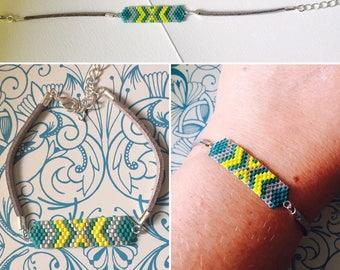Miyuki bracelet