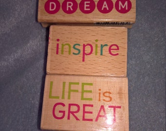 Inspiration Stamps Set