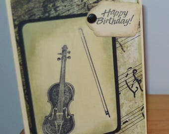 Musical Birthday