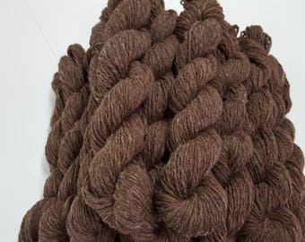 2 Ply Worsted Alpaca/Cormo Yarn
