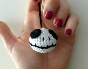 Jack Skellington - nightmare before Christmas keychain