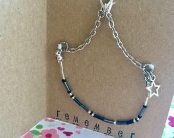Morse Code Bracelet (Remember)