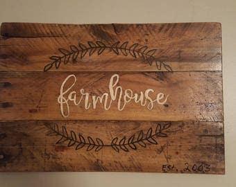 Farmhouse 10 x 15