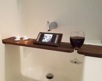 Bathtub table