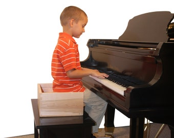 A Step Up (for little pianists)