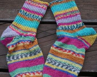 Easter socks II