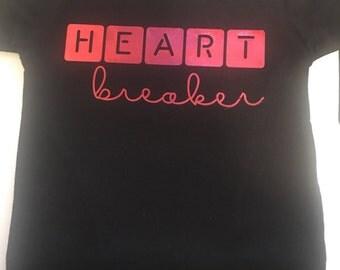 Heart Breaker Toddler/Kids Tee