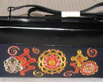 MARY MCFADDEN PURSE Handbag Interchangeable New Vintage Retro