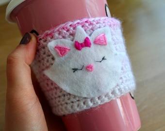 Disney Marie Coffee Cozy