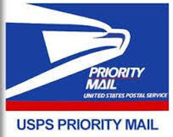 Priority 2 Day Mail Service