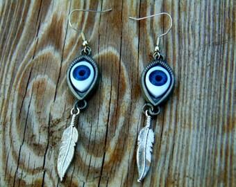 Eye-N-Feather
