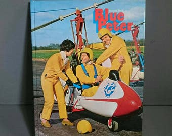 Blue Peter Seventh Book 1970 Unclipped