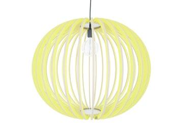 Pilica- plywood lamp shade