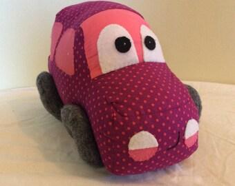 Handmade car