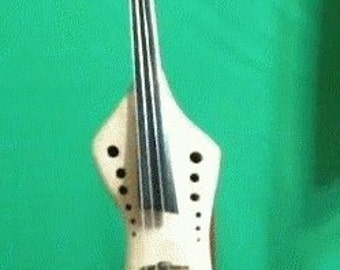 Hand Crafted Acoustic/Electric Violin