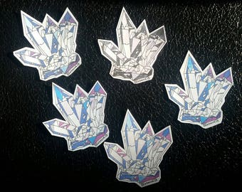 Crystal Sticker Pack