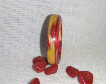 Red Cloud Collection Bentwood Willow Wood rings