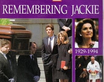 People Magazine June 6, 1994 Remembering Jackie