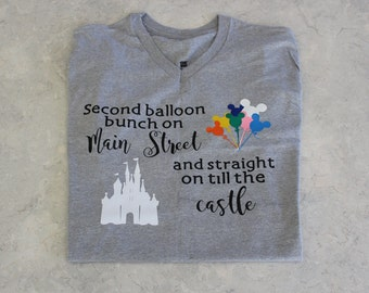 Main Street Castle T-Shirt (Adult)