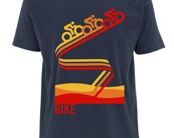 Cycling T shirt - Retrobike - Men's T Shirt