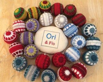 Baubles, crochet baubles, Christmas Baubles, baubles, Xmas baubles, Christmas ornament, Xmas Ornament, tree ornament