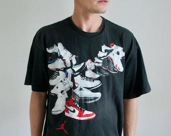 Vintage Men's 90's Nike T-Shirt