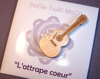 Dream heart - Version MP3 (USB key guitar)