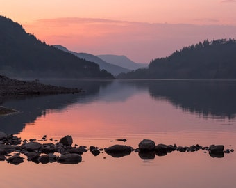 Thirlmere at dusk
