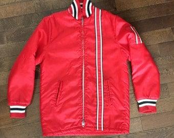 70s Racing Jacket Etsy