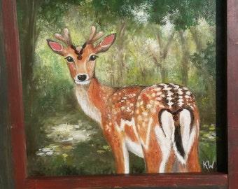 Deer - 'Flirt'