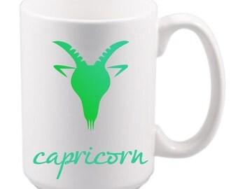 Capricorn Mug