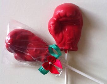 Lollipop Boxing Gloves