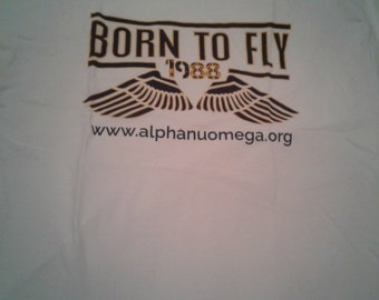 Born 2 Fly Navy Wing