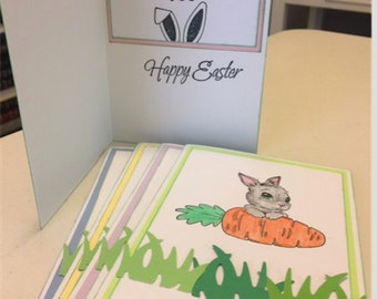 Five Easter Cards
