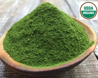 ORGANIC SPINACH POWDER, Spinacia oleracea