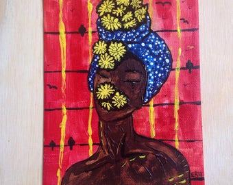 Hush (black art)