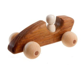 Wooden car Sportcar Formula 1