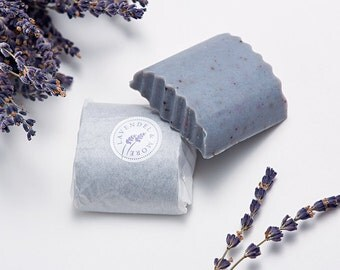 Set of 2 Lavender SOAP